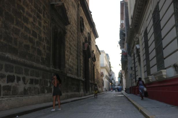Old Havana church's are majestic
